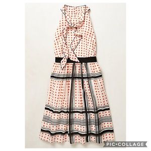 Anthropologie Archival Collection: Dotted Dress